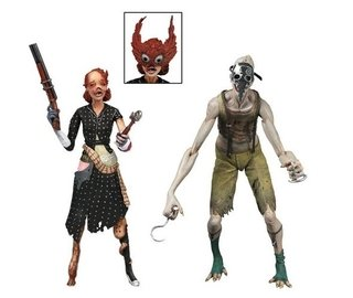 Bioshock Splicer Ladysmith And Crawler