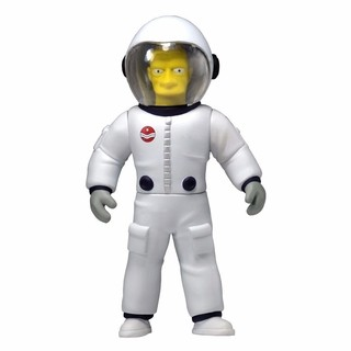 Buzz Aldrin The Simpsons Neca