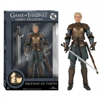 Brienne of Tarth Legacy Game of Thrones Funko