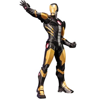 Kotobukiya Iron Man Black Variant Marvel