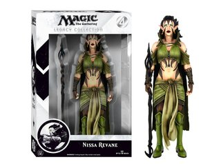 Nissa Revane Legacy Collection Magic The Gathering Funko