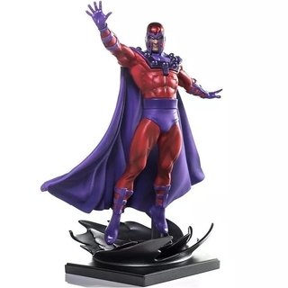 Magneto Marvel Comics Serie 4 Art Scale 1/10 Iron Studios