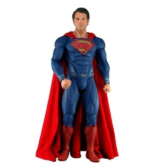 Superman 1/4 Scale Dc Comics Neca