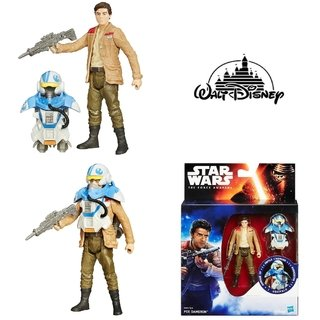 Star Wars The Force Awakens Poe Dameron Armor Up Hasbro