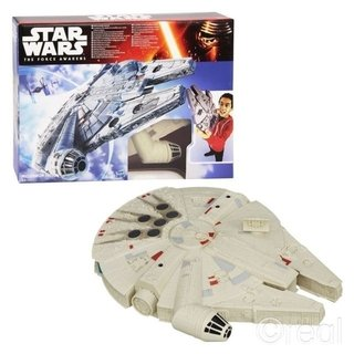 Nave Star Wars The Force Awakens -Millennium Falcon