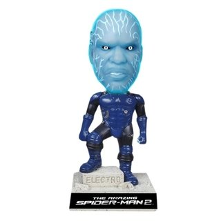 The Amazing Spider-man 2 Electro Wacky  Funko Action Figures