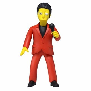 Tom Jones The Simpsons 25th Anniversary (series 4) - Neca