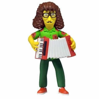 Weird Al The Simpsons 25th Anniversary (series 4) - Neca