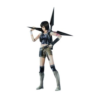 Final Fantasy Vii Yuffie Kisaragi Play Arts Kai Square Enix