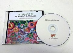 TUTORIAL DE Bordado y Collage - comprar online