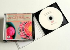 TUTORIAL Bordado Mexicano - On line - - comprar online
