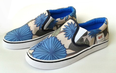 panchas flores azules on internet