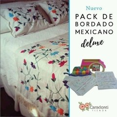 Pack de Bordado Mexicano DELUXE