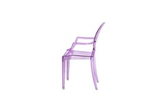 Sillon Louis Ghost Kids Violeta en internet
