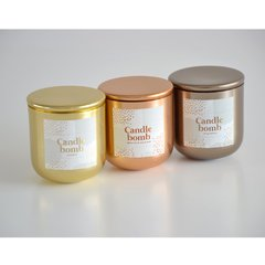 Vela Aromatica Woodbine Candlebomb - comprar online