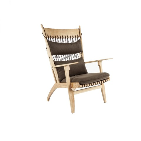 Web Lounge Chair Claro