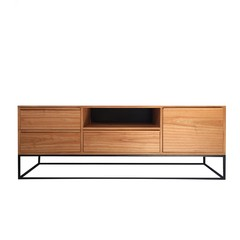 Mueble de TV Berlino 1,60 mts. - Kikely