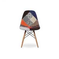 Silla Eames DSW Patchwork New Edition