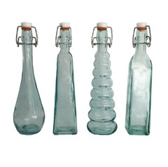 Set 4 Botellas 120 cc