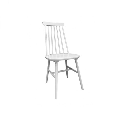Silla Hamburg Windsor Blanca