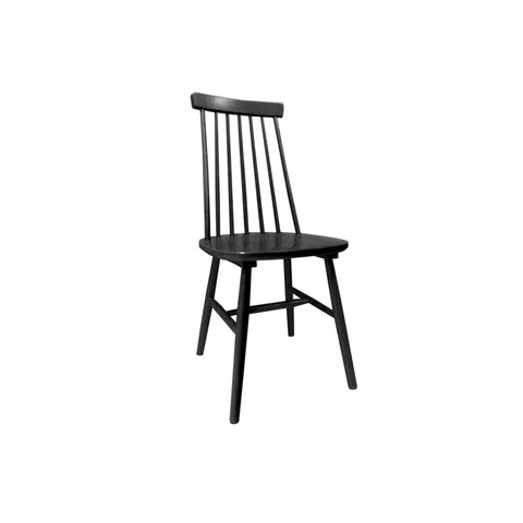 Silla Hamburg Windsor Negra