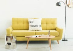 Sofa Orange - comprar online