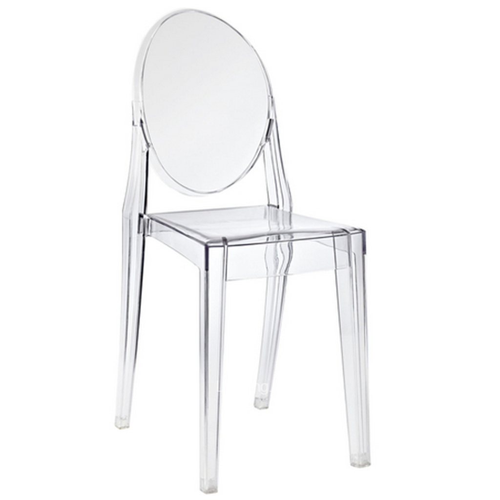 Silla ghost transparente acr lico gift collection for Silla transparente