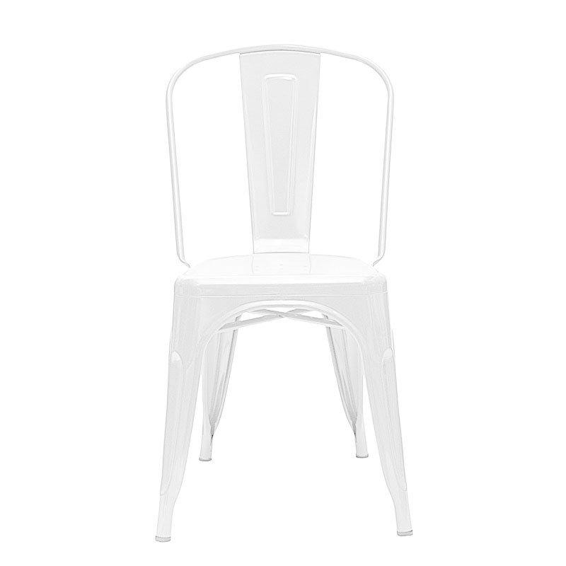 Sillas Blancas Comedor | Sillas Comedor Blancas Stratus Blancas Loading Zoom 4 Sillas