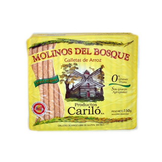 Galletas de Arroz x 150 gs Molinos del Bosque