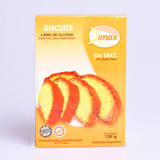Biscuits x 200 gs  Dimax
