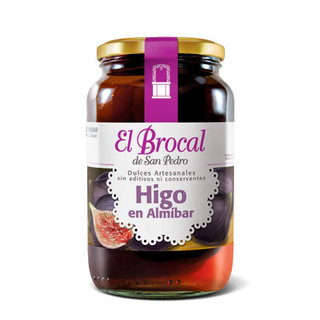 Higos en almíbar x 440 gs El Brocal