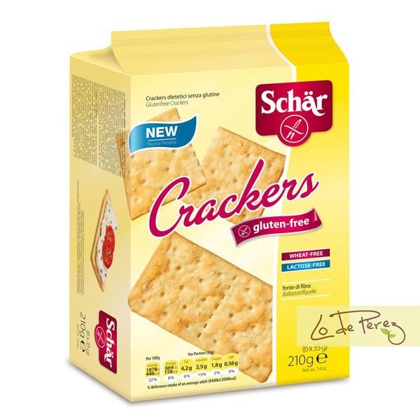 Galletitas Crackers Schar
