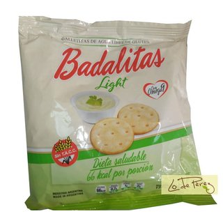 Galletitas Light x 150 gs Badalitas