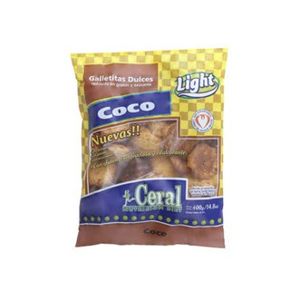 Galletitas de coco x 200 gs Ceral