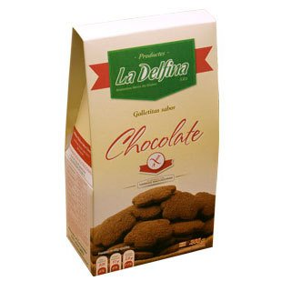 Galletitas Chocolate x 200 gs La Delfina