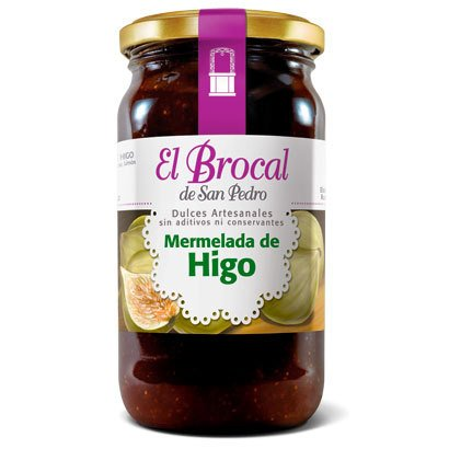 Mermelada Higo x 420 gs El Brocal
