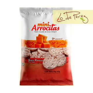 Miniarrocitas de Queso x 42 gs Cerealko