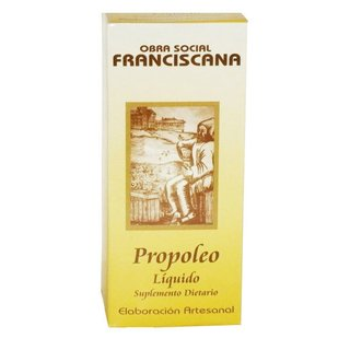 Propóleo Bebible x 120 ml Franciscanos