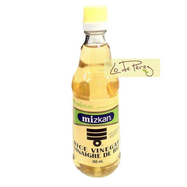 Vinagre De Arroz X 355 Ml Mizkan