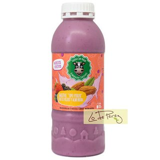 Yogurt Vegano Frutos Rojos x 500 ml Felices las Vacas