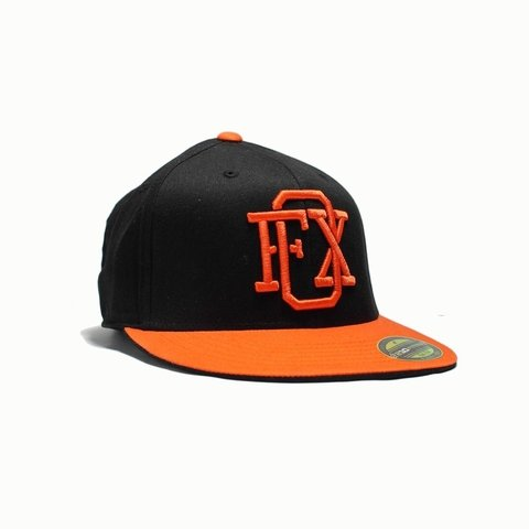 Gorra FOX Drew-Hef-Burn 210 Fitted