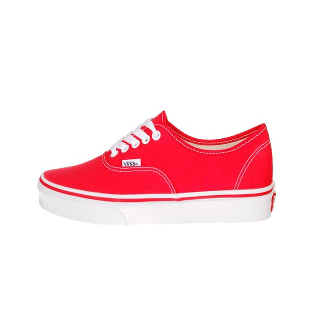 Zapatillas VANS Authentic Red Kids