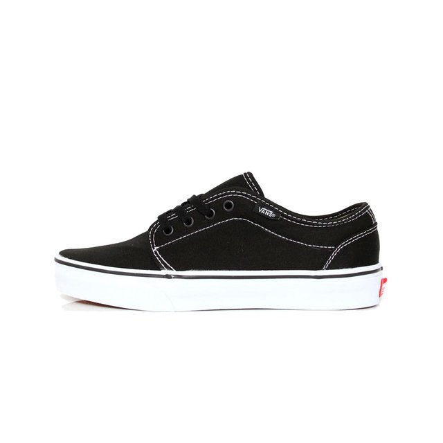 Zapatillas VANS 106 Vulcanized Black/White Kids