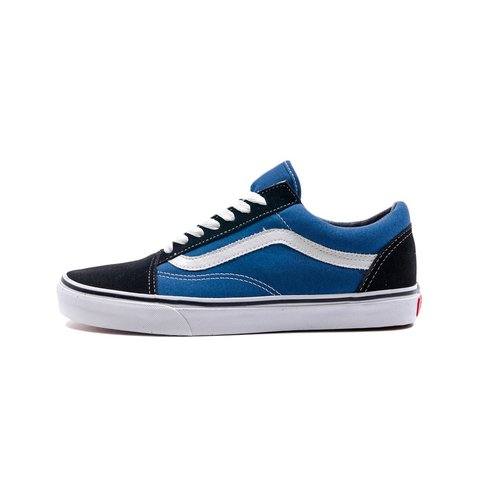 Zapatillas VANS Old Skool Navy Kids