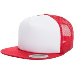 Imagen de Gorra FLEXFIT Foam trucker with white front