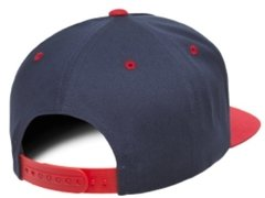 Gorra FLEXFIT 5 panel cotton twill snapback 2-tones en internet