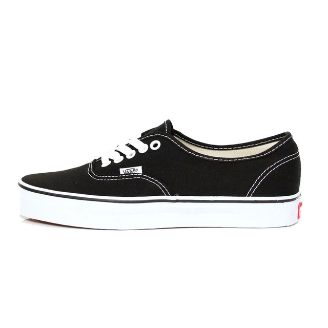 Zapatillas VANS Authentic Black