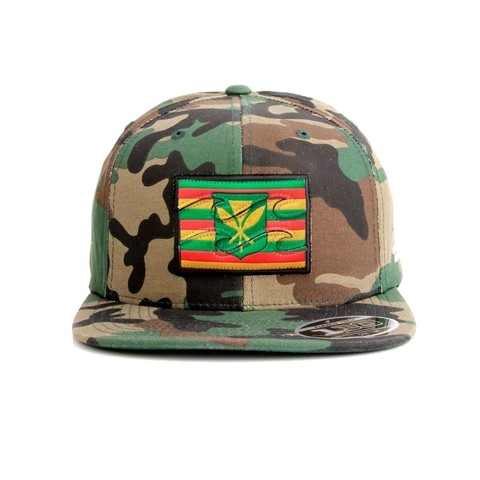 Gorra BILLABONG Native Camo