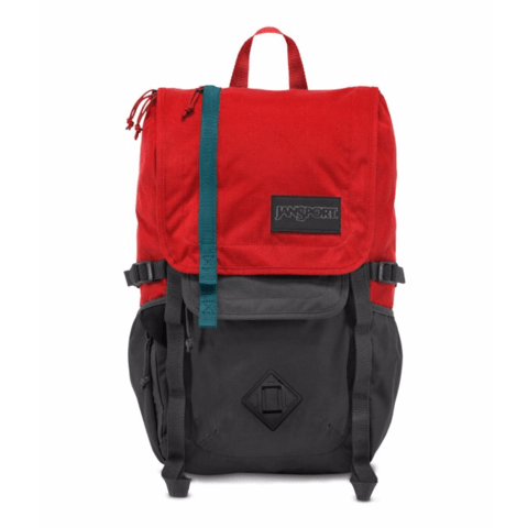 Mochila JANSPORT Hatchet Forge Grey/Red