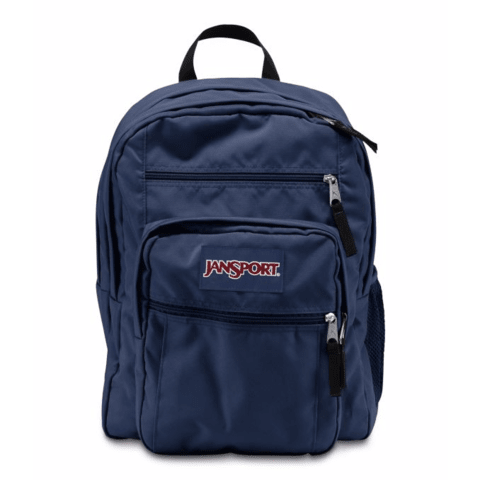 Mochila JANSPORT Big Student Navy